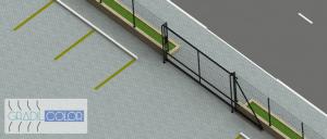 portão autoportante gradil 1