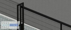 portão autoportante gradil 10