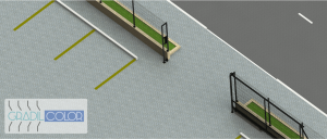 portão autoportante gradil 2
