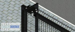portão autoportante gradil 3