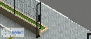 portão autoportante gradil 4