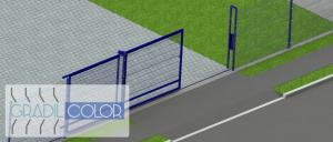 portão de correr gradil 9