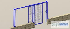 portões de correr gradil 2