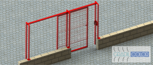 portões de correr gradil 4